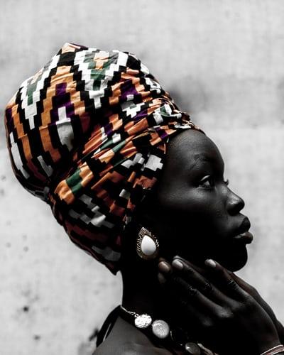La Place Du Pagne Dans La Mode Congolaise